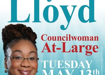 Lynda LLoyd Poster 13x19