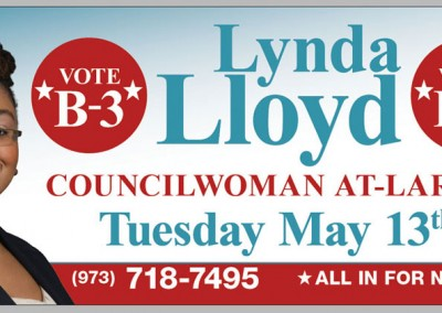 Lynda Lloyd Billboard